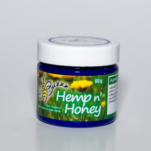 BuzzzHoney Hemp n Honey Skin Cream
