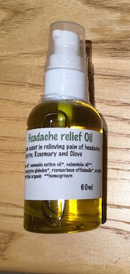 headache relief oil